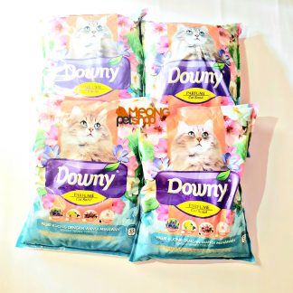 Downy parfume cat sand 5.5 L cover